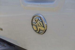 2013 Holden Colorado RG MY13 LTZ Crew Cab White 6 Speed Sports Automatic Utility