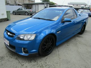 2011 Holden Commodore VE II MY12 SS-V Blue 6 Speed Manual Utility