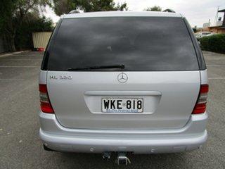 2000 Mercedes-Benz ML320 Luxury (4x4) 5 Speed Auto Tipshift Wagon