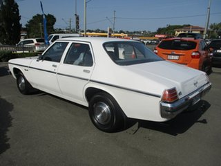1979 Holden Kingswood HZ SL White 3 Speed Automatic Sedan.