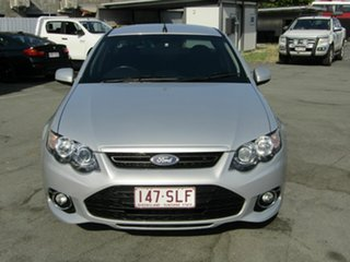 2012 Ford Falcon FG MK2 XR6T Silver 6 Speed Manual Utility