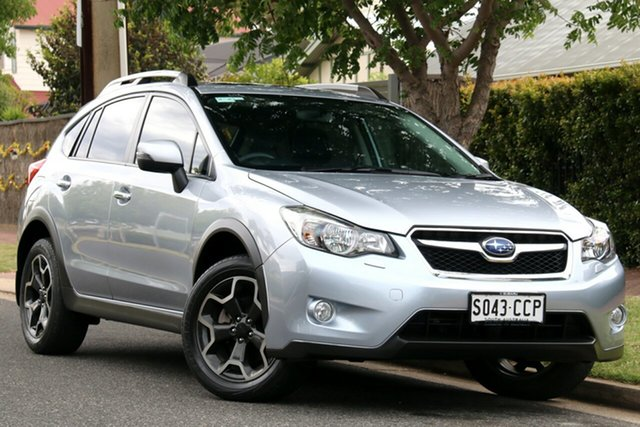 Used Subaru XV G4X MY15 2.0i-S Lineartronic AWD, 2015 Subaru XV G4X MY15 2.0i-S Lineartronic AWD Silver 6 Speed Constant Variable Wagon
