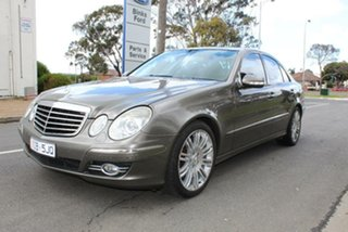 2006 Mercedes-Benz E280 211 MY06 Upgrade Avantgarde Grey 7 Speed Automatic G-Tronic Sedan