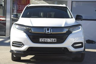 2018 Honda HR-V MY18 RS White Orchid Continuous Variable Wagon