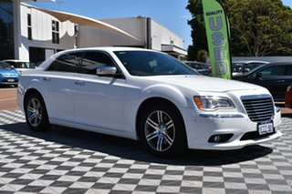 2014 Chrysler 300 LX MY14 Limited E-Shift White 8 Speed Sports Automatic Sedan.