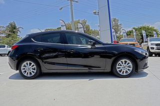 2015 Mazda 3 BM5478 Touring SKYACTIV-Drive Black 6 Speed Sports Automatic Hatchback