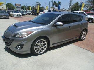 2010 Mazda 3 BL1031 MPS Silver 6 Speed Manual Hatchback.