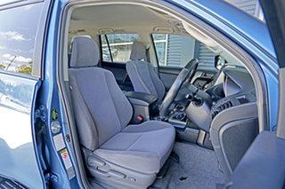 2012 Toyota Landcruiser Prado KDJ150R GXL Pacific Blue 5 Speed Sports Automatic Wagon