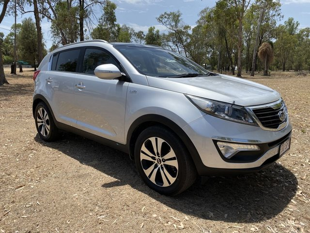Used Kia Sportage SL MY12 Platinum (AWD), 2012 Kia Sportage SL MY12 Platinum (AWD) 6 Speed Automatic Wagon
