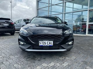2019 Ford Focus SA 2019.75MY Active Shadow Black 8 Speed Automatic Hatchback.