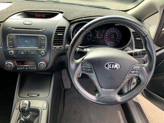 2013 Kia Cerato YD MY13 SLi Silver 6 Speed Manual Sedan