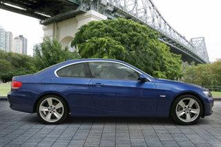 2007 BMW 3 Series E92 323i Steptronic Blue 6 Speed Sports Automatic Coupe.