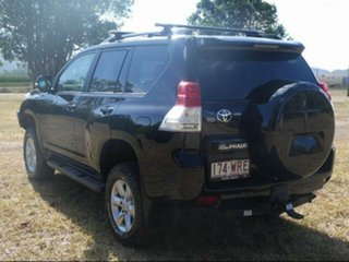 2013 Toyota Landcruiser Prado KDJ150R 11 Upgrade GXL (4x4) Ebony 5 Speed Sequential Auto Wagon