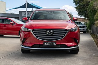 2016 Mazda CX-9 TC Azami SKYACTIV-Drive i-ACTIV AWD Red 6 Speed Sports Automatic Wagon