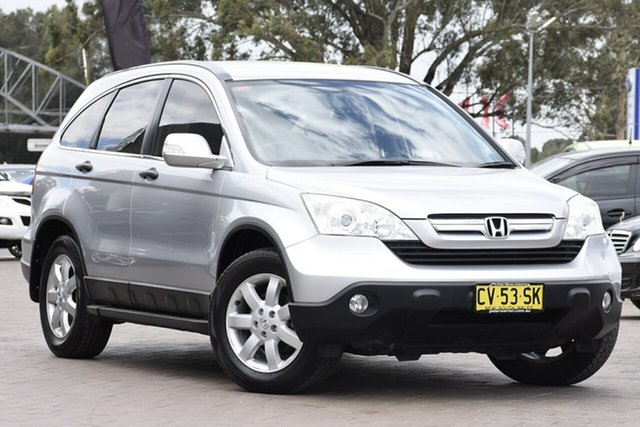 Used Honda CR-V  (4x4) Special Edition, 2009 Honda CR-V (4x4) Special Edition Silver 5 Speed Automatic Wagon