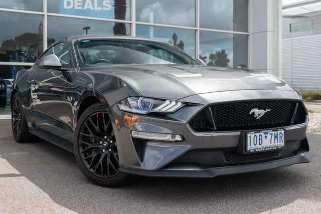 Used Ford Mustang FN 2018MY GT Fastback SelectShift, 2018 Ford Mustang FN 2018MY GT Fastback SelectShift 10 Speed Sports Automatic Fastback