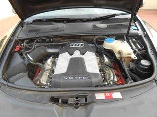 2009 Audi A6 4F MY09 Tiptronic Quattro Grey 6 Speed Sports Automatic Sedan