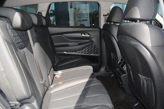 2019 Hyundai Santa Fe TM.2 MY20 Elite White Cream 8 Speed Sports Automatic Wagon
