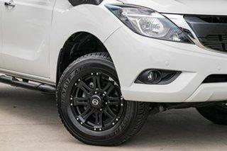 2016 Mazda BT-50 UR0YG1 GT White 6 Speed Manual Utility.