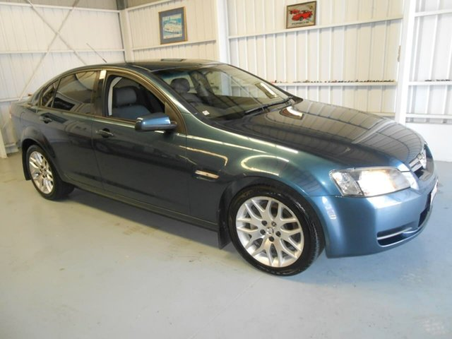 Used Holden Commodore VE 60th Anniversary, 2008 Holden Commodore VE 60th Anniversary Blue Automatic Sedan