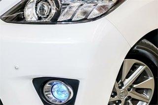 2012 Toyota Alphard ATH20W SR C PKG White Wagon.
