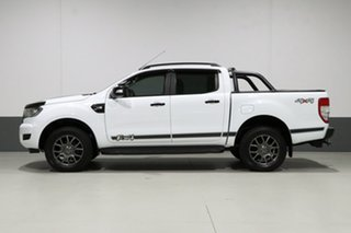 2017 Ford Ranger PX MkII MY17 FX4 Special Edition White 6 Speed Automatic Dual Cab Utility