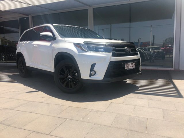 Demo Toyota Kluger  , Kluger Special Edition 3.5L Petrol Automatic Wagon 9T87100 001