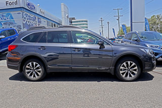 2017 Subaru Outback B6A MY17 2.5i CVT AWD Premium Grey 6 Speed Constant Variable Wagon