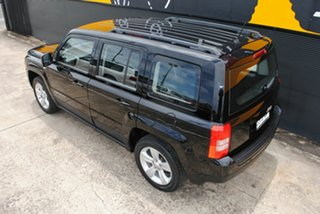 2013 Jeep Patriot MK MY2013 Sport 4x2 Brilliant Black Crystal Pearl 5 Speed Manual Wagon