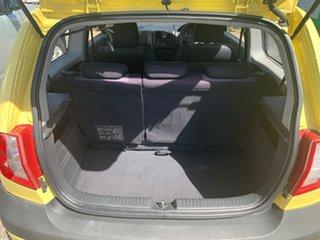 2008 Hyundai Getz S Yellow 5 Speed Manual Hatchback