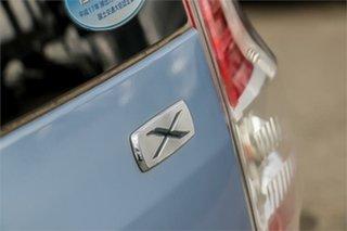 2008 Toyota Noah Blue Automatic Wagon