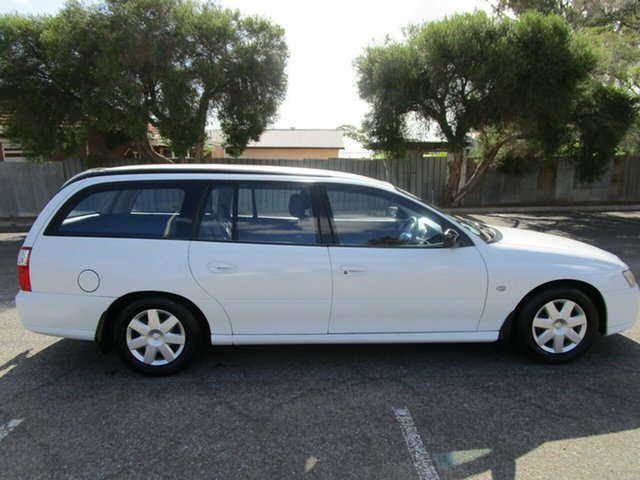 Used Holden Commodore VZ Executive, 2005 Holden Commodore VZ Executive 4 Speed Automatic Wagon