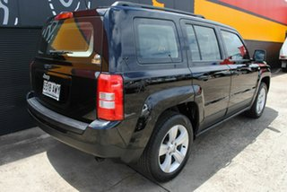 2013 Jeep Patriot MK MY2013 Sport 4x2 Brilliant Black Crystal Pearl 5 Speed Manual Wagon.