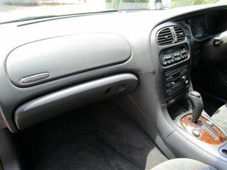 2001 Holden Berlina VX 4 Speed Automatic Sedan