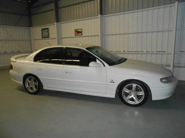 Used Holden Berlina VX , 2000 Holden Berlina VX White 4 Speed Automatic Sedan
