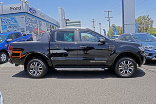 2019 Ford Ranger PX MkIII 2019.00MY Wildtrak Pick-up Double Cab Black 10 Speed Sports Automatic