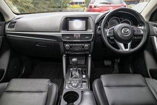 2015 Mazda CX-5 KE1032 Grand Touring SKYACTIV-Drive AWD Silver 6 Speed Sports Automatic Wagon