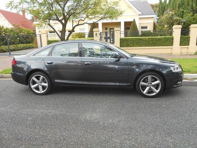 Used Audi A6 4F , 2009 Audi A6 4F Grey Sports Automatic Sedan