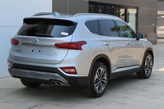 2019 Hyundai Santa Fe TM.2 MY20 Highlander Typhoon Silver 8 Speed Sports Automatic Wagon.