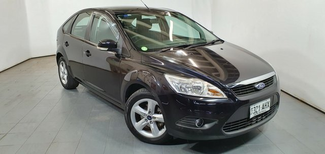 Used Ford Focus LV TDCi PwrShift, 2010 Ford Focus LV TDCi PwrShift Black 6 Speed Sports Automatic Dual Clutch Hatchback