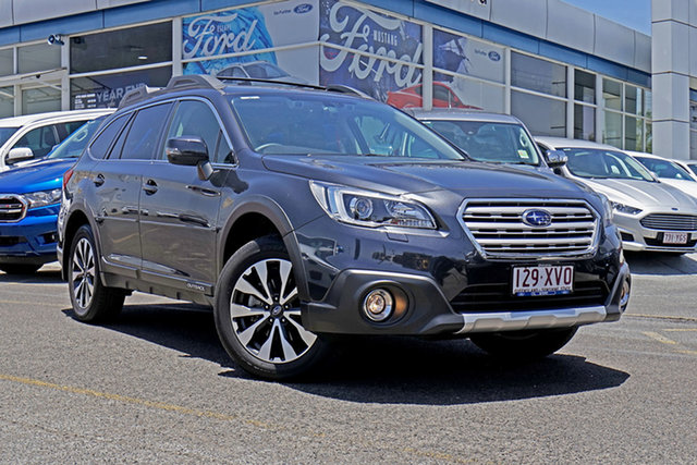 Used Subaru Outback B6A MY17 2.5i CVT AWD Premium, 2017 Subaru Outback B6A MY17 2.5i CVT AWD Premium Grey 6 Speed Constant Variable Wagon