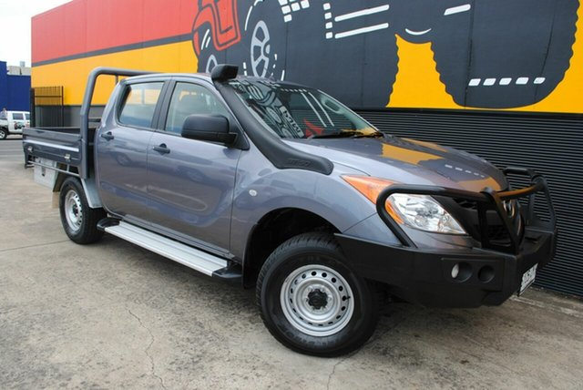 Used Mazda BT-50 UP0YF1 XT, 2013 Mazda BT-50 UP0YF1 XT Metro 6 Speed Sports Automatic Utility
