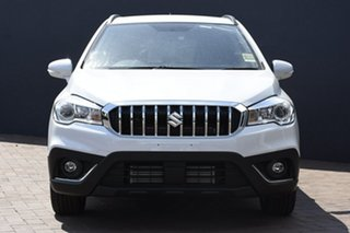 2019 Suzuki S-Cross JY Turbo White 6 Speed Sports Automatic Hatchback