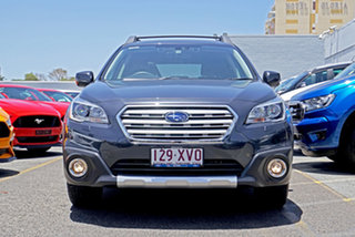 2017 Subaru Outback B6A MY17 2.5i CVT AWD Premium Grey 6 Speed Constant Variable Wagon.