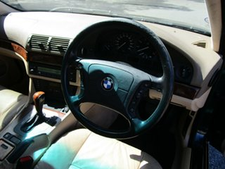 1998 BMW 528i 5 Speed Auto Steptronic Sedan