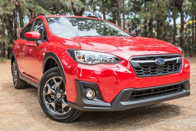 Demo Subaru XV MY19 2.0I + Eyesight Special Edtn, 2019 Subaru XV MY19 2.0I + Eyesight Special Edtn Pure Red Automatic Hatchback