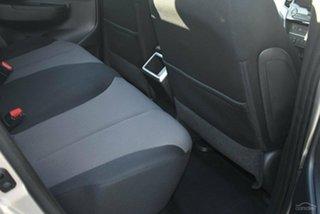 2019 Mitsubishi Triton MR MY19 GLX+ Double Cab Silver 6 Speed Manual Utility