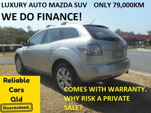 Used Mazda CX-7 ER Luxury (4x4) Southport, 2009 Mazda CX-7 ER Luxury (4x4) 6 Speed Auto Activematic Wagon