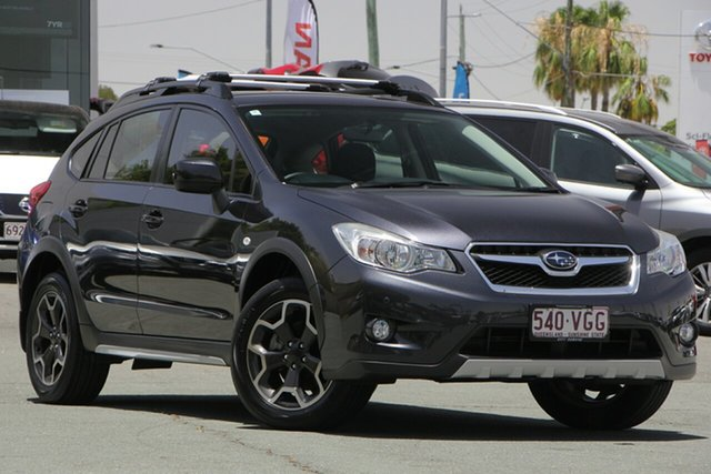 Used Subaru XV G4X MY14 2.0i Lineartronic AWD, 2014 Subaru XV G4X MY14 2.0i Lineartronic AWD Grey 6 Speed Constant Variable Wagon