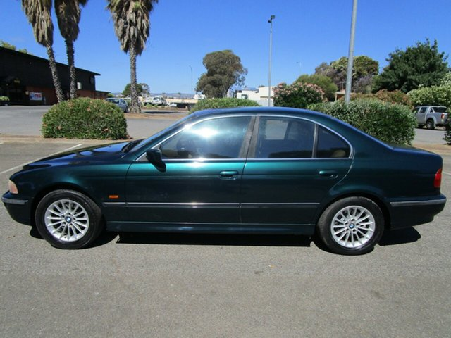 Used BMW 528i  , 1998 BMW 528i 5 Speed Auto Steptronic Sedan